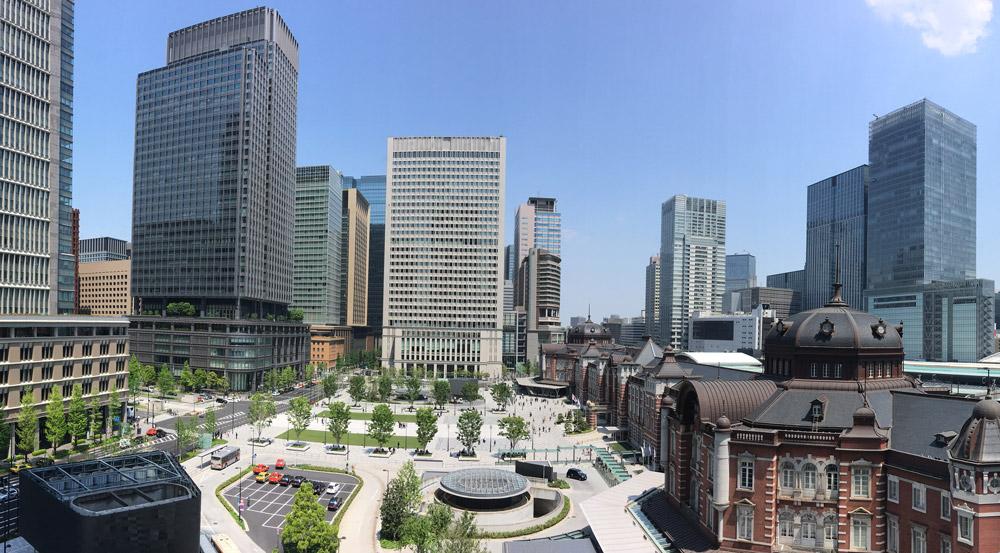 ※募集期間は終了しました TGG×JNTO TICプログラム 「丸の内の観光案内所で東京の街を紹介しよう」<br>主催:TOKYO GLOBAL GATEWAY<br>協力:三菱地所株式会社